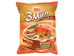 Reeva Instant Noodle ( Thai Hot & Sour Shrimp) 75Gr X 30 packs