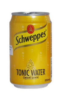 Schweppes Tonic 330ml Can